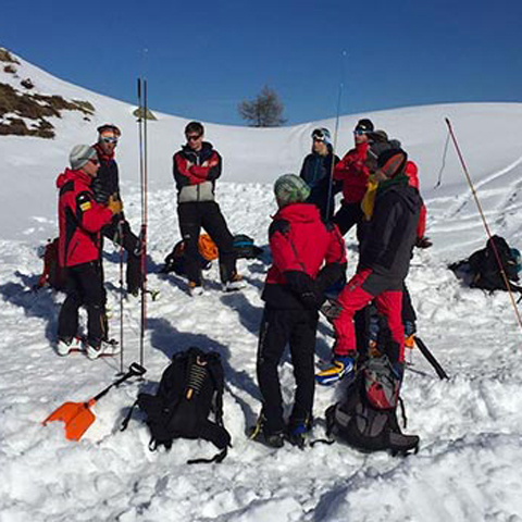 AVALANCHE RESCUE - TREASURE HUNT