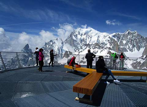 SKYWAY MONT BLANC TOUR