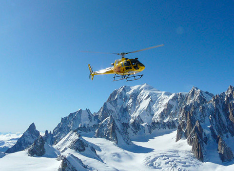 SCENIC FLIGHT - MONT BLANC TOUR
